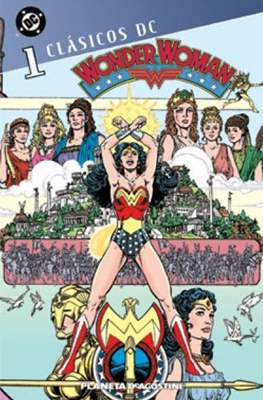 Wonder Woman. Clásicos DC