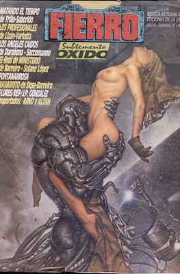 Fierro (Grapa (1984-1992) Primera época) #31