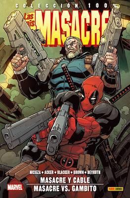 Las Minis de Masacre. 100% Marvel (Rústica con solapas) #8