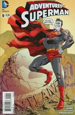 Adventures of Superman Vol. 2 (2013-2014) #9