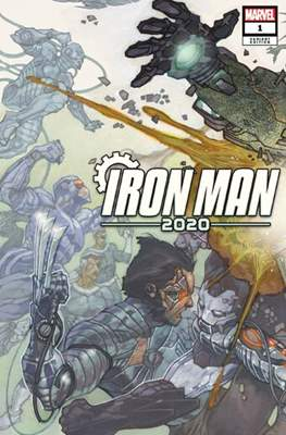 Iron Man 2020 (2020- Variant Cover)