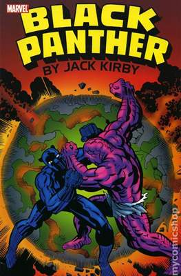 Black Panther by Jack Kirby (Softcover 136 pp) #2