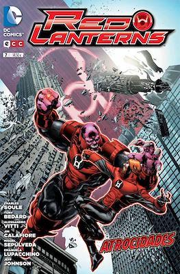 Red Lanterns. Nuevo Universo DC #7