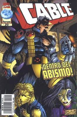 Cable Vol. 2 (1996-2000) (Grapa 24 pp) #20