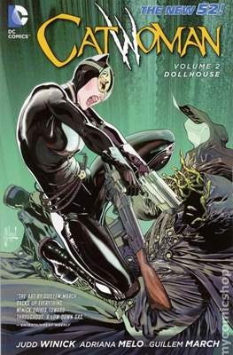 Catwoman Vol. 4 (2011) New 52 (Softcover) #2
