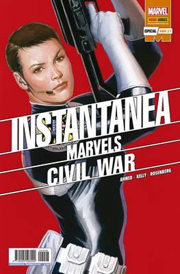 Instantánea Marvels (2020-) (Grapa 32 pp) #7