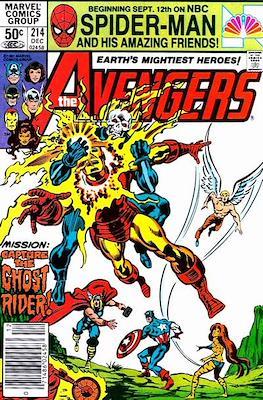 The Avengers Vol. 1 (1963-1996) (Grapa) #214