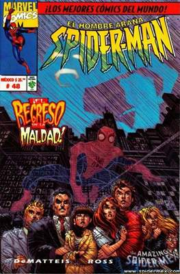 Spider-Man Vol. 2 (Grapa) #48