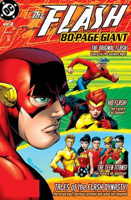The Flash 80-Page Giant (Softcover 80 pp) #2