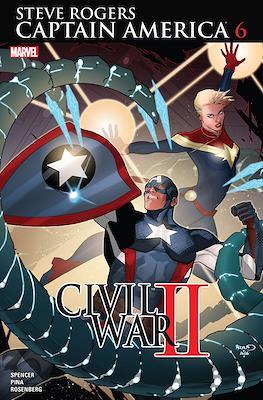 Captain America: Steve Rogers #6