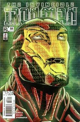Iron Man Vol. 3 (1998-2004) #58 (403)