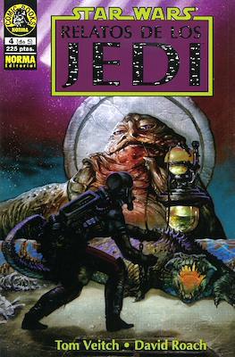 Star Wars. Relatos de los Jedi #4