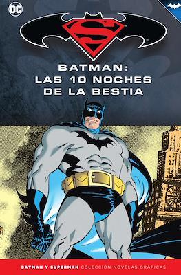 Batman y Superman. Colección Novelas Gráficas (Cartoné) #62