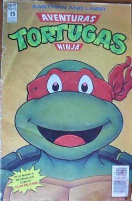 Aventuras Tortugas Ninja (Grapa) #15