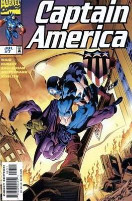 Captain America Vol. 3 (1998-2002) (Comic Book) #7