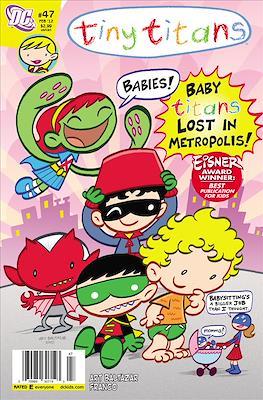 Tiny Titans (Comic-Book) #47