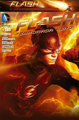 Flash. Temporada cero (Grapa) #2