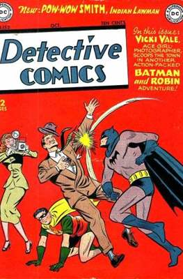 Detective Comics Vol. 1 (1937-2011; 2016-) (Comic Book) #152