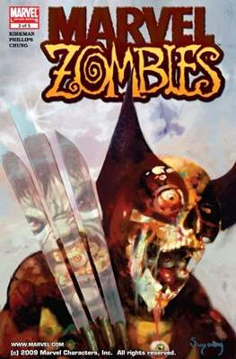 Marvel Zombies (Comic-book) #3