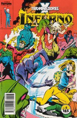 Inferno (1989-1991) (Grapa. 17x26. 32 páginas. Color.) #8