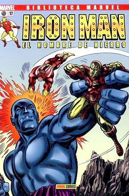 Biblioteca Marvel: Iron Man (2005-2008) (Rústica 160 pp) #17