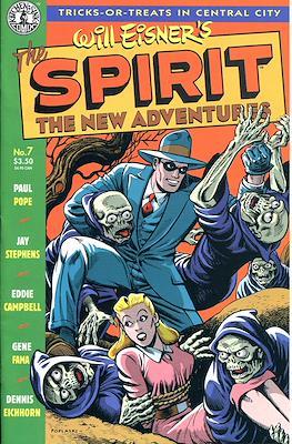 The Spirit. The New Adventures (Comic Book) #7
