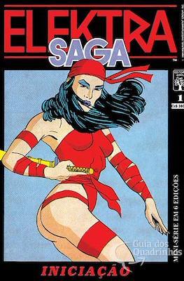 Elektra Saga (Grapa) #1