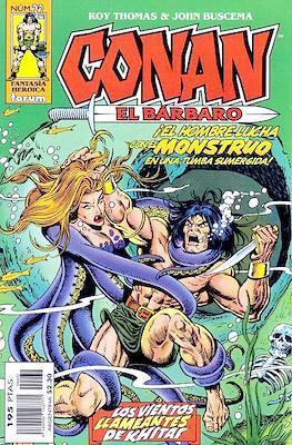 Conan el Bárbaro (1998-2001) (Grapa 24 pp) #32