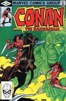 Conan The Barbarian (1970-1993) (Comic Book 32 pp) #133