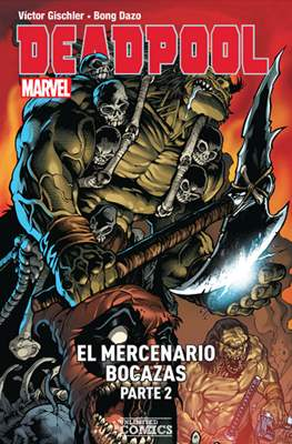 Deadpool. El mercenario bocazas #2