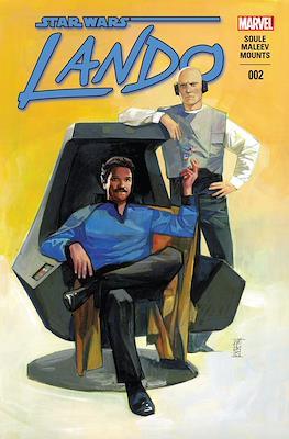 Lando (Comic-book) #2