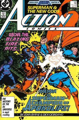 Action Comics Vol. 1 (1938-2011; 2016-) (Comic Book) #586
