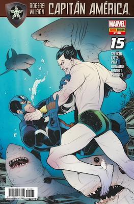Capitán América Vol. 8 (2011-) (Grapa) #86