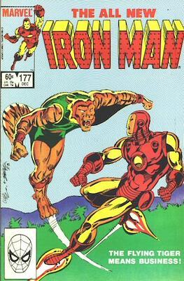 Iron Man Vol. 1 (1968-1996) (Comic book) #177