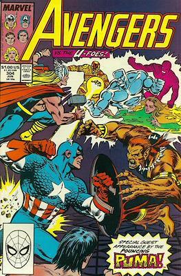 The Avengers Vol. 1 (1963-1996) (Grapa) #304