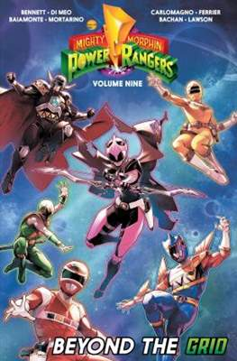 Mighty Morphin Power Rangers (Trade Paperback) #9