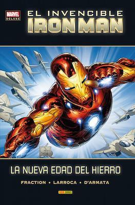 El Invencible Iron Man. Marvel Deluxe (Cartoné 208 pp) #5