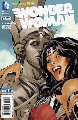 Wonder Woman Vol. 4 (2011-2016 Variant Covers) (Comic book) #34.1