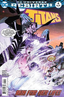 Titans Vol. 3 (2016- 2019) #4
