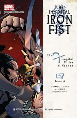 The Immortal Iron Fist (2007-2009) (Digital) #11