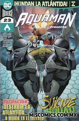 Aquaman (2017-...) (Grapa) #23