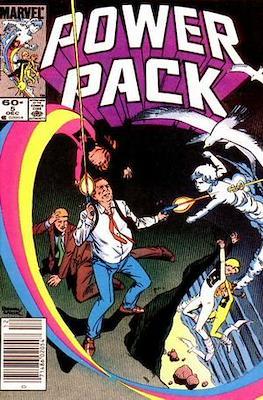 Power Pack (1984-1991; 2017) (Grapa) #5