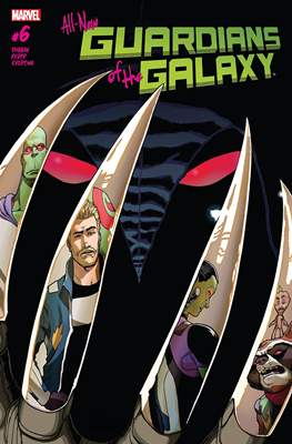 All-New Guardians of the Galaxy (Comic Book) #6