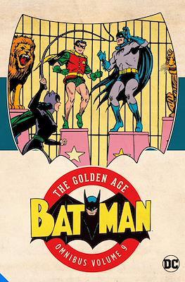 Batman: The Golden Age Omnibus #9