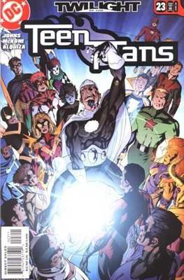Teen Titans Vol. 3 (2003-2011) (Comic Book) #23