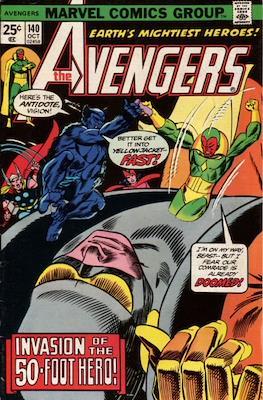 The Avengers Vol. 1 (1963-1996) (Grapa) #140