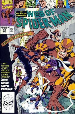 Web of Spider-Man Vol. 1 (1985-1995) (Comic-book) #64
