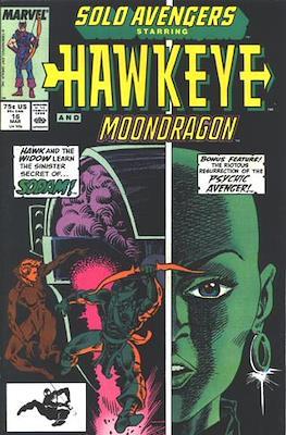 Solo Avengers / Avengers Spotlight (Comic book) #16