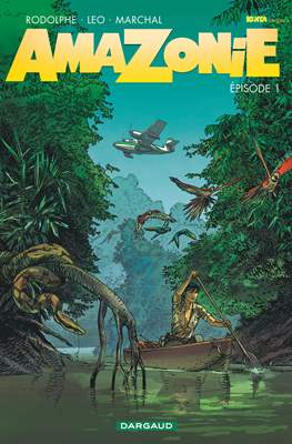 Amazonie - Kenya Saison 3