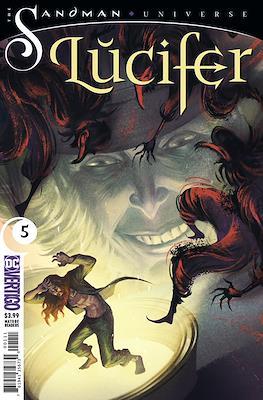 Lucifer Vol. 3 (2018-) #5